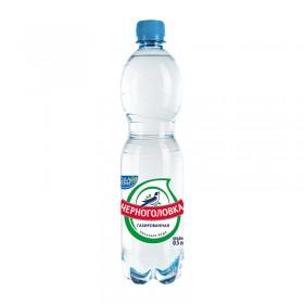 Вода Черноголовка 0,5 л, газ